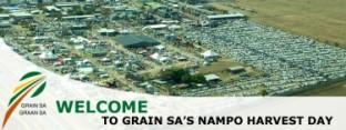 NAMPO Afrique Du Sud - Harvest Day