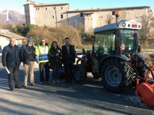 """""""SAME"""" vicino alle comunità colpite dal sisma in Umbria."""