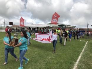 Torneo de Futbol COPA SAME XXIX - COSTA RICA