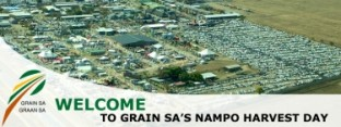 NAMPO South Africa - Harvest Day