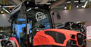 SAME receives the Tractor of the Year 2019 award in Best of Specialised category