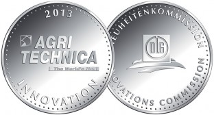AGRITECHNICA INNOVATION AWARD 2013