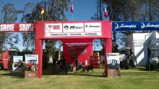 Lanzamiento SAME en Tecnoagro Perú 2014