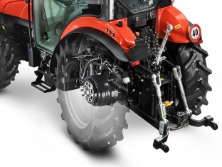 SAME offer a preview of the Frutteto CVT ActiveSteer
