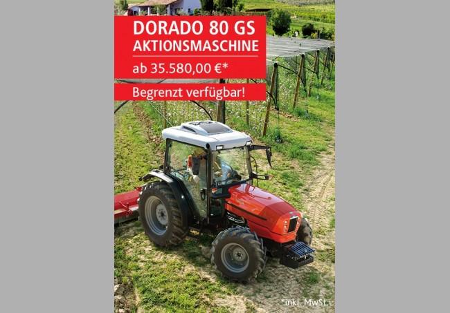 DORADO 80 GS