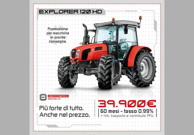 Explorer 120 HD