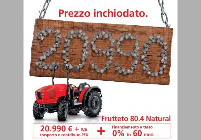 Frutteto 80.4 Natural