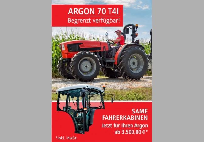 ARGON 70 T4i